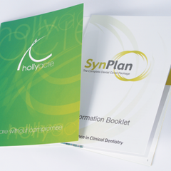 Custom full size booklets Panama City