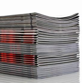 Full size gloss booklets printing Panama City