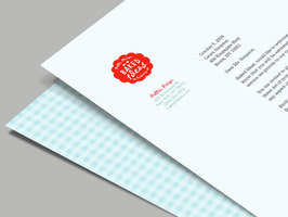 Letterhead printing in Panama City Beach