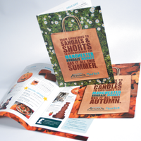 Brochures printing in Panama City Beach