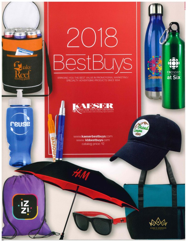 Best Buys of Promotional Material
