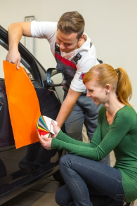 Car wrapping services in Panama City Beach