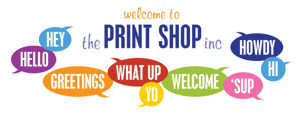 Panama City Printing The Print Shop More Than Just