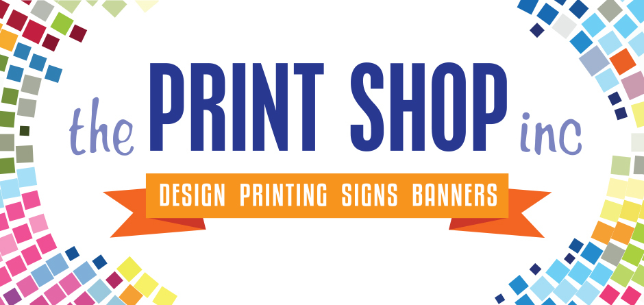 The Print Shop: More Than Just Prints and Copies! - Contact Us